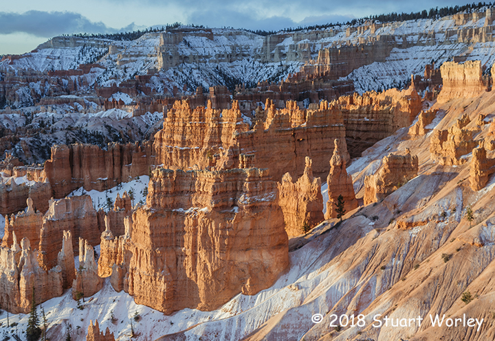 2nd Place Scenic - Bryce Canyon by Stuart Worley