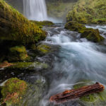 2nd Place Scenic - Sahalie Falls by Mark Gotchall